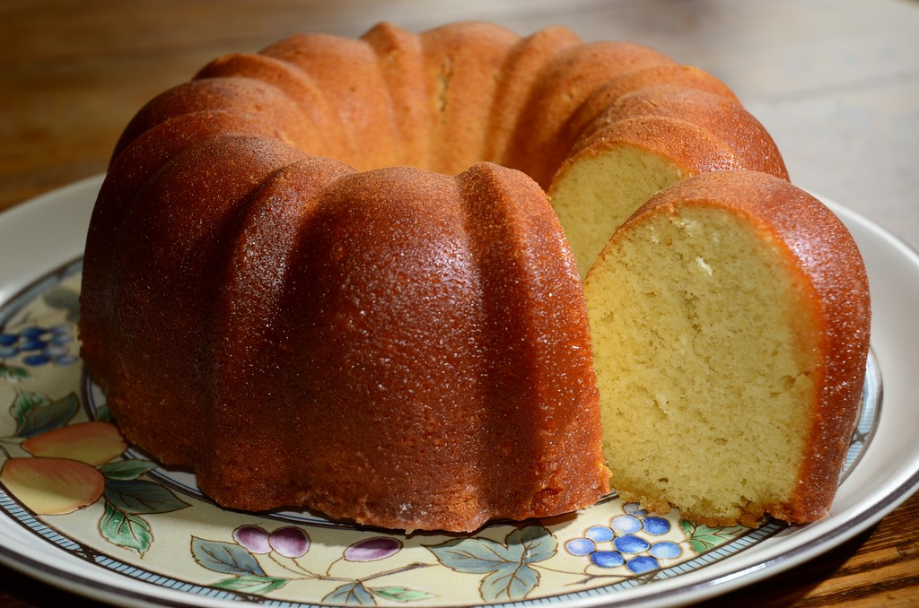 Rum Pound Cake Recipe From Scratch
