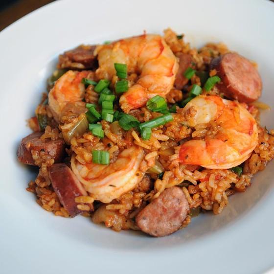Jambalaya recipe with shrimp and sausage tajinny how to make jambalaya recipe with shrimp and sausage recipe forumfinder Image collections